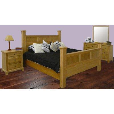 Forest Designs Queen Panel Customizable Bedroom Set