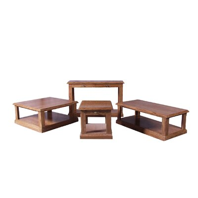 Forest Designs Coffee Table Set