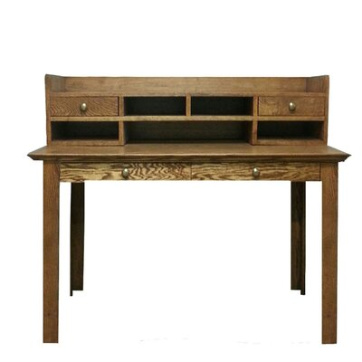Forest Designs Writing Desk with Drawers