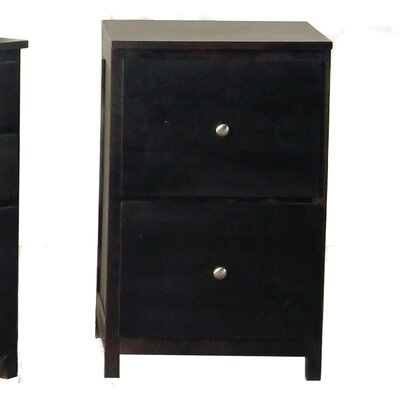 Forest Designs 2-Drawer Vertic..