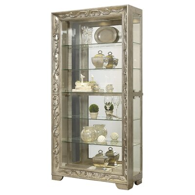 Astoria Grand Dunton Curio Cabinet