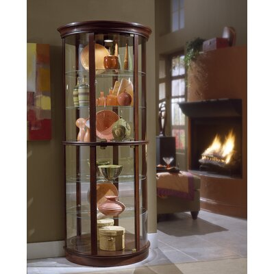 Pulaski Furniture Keepsakes Preference Curio Cabinet