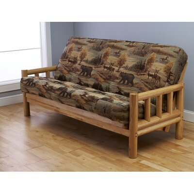 Kodiak Furniture Lodge Canadian Futon and Mattress
