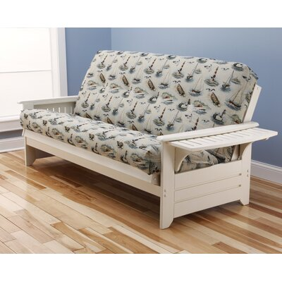 Kodiak Furniture Phoenix Boating Futon and Mattress