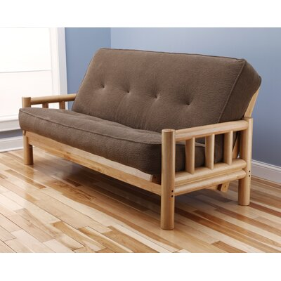 Kodiak Furniture Lodge Marmont Futon and Mattress