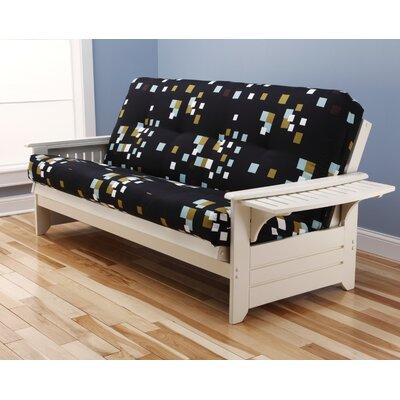 Kodiak Furniture Phoenix Modern Blocks Futon and Mattress