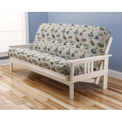 Kodiak Furniture Monterey Boating Futon and Mattress