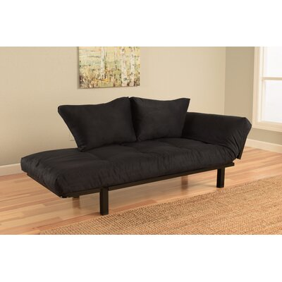 Kodiak Furniture Spacely Convertible Lounger Futon