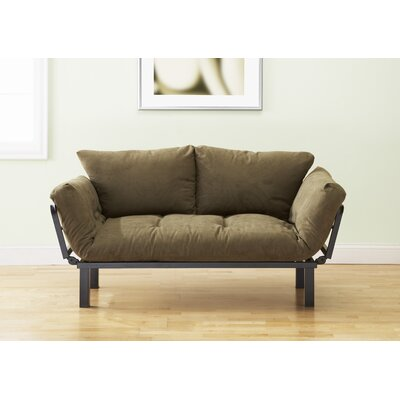 Kodiak Furniture Spacely Convertible Futon Lounger