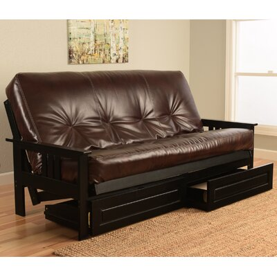 Kodiak Furniture Monterey Black Frame Fut..