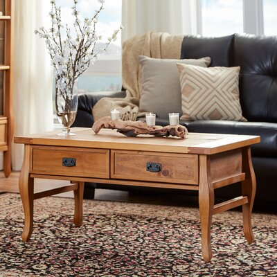 Three Posts Finleyville Coffee Table