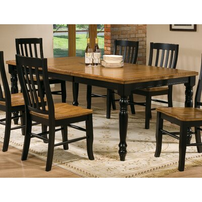 Three Posts Courtdale 7 Piece Dining Set