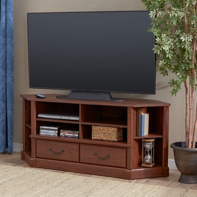 Three Posts Eddyville TV Stand