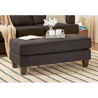 Three Posts Serta Upholstery Davey Ottoman