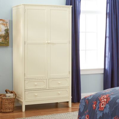 Three Posts Eckhardt Armoire