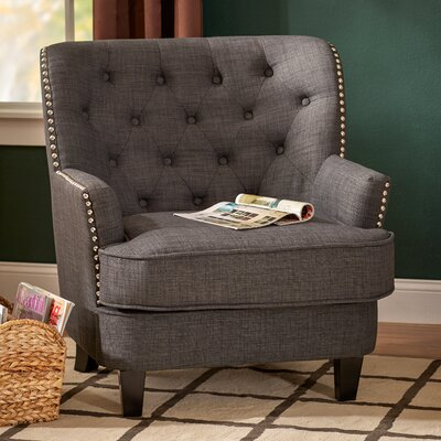 Three Posts Porter Tufted Club Chair