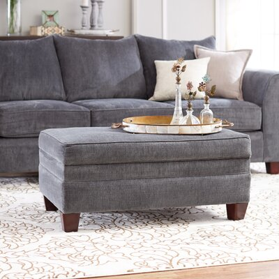 Three Posts Simmons Upholstery Derry Ottoman