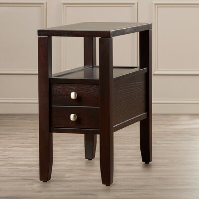 Three Posts Collinsburg End Table Image