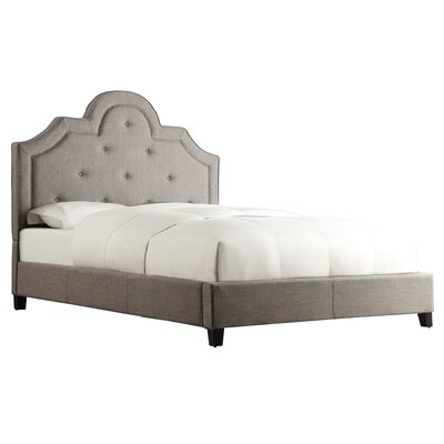 Three Posts Carrollton Upholstered Platform Bed