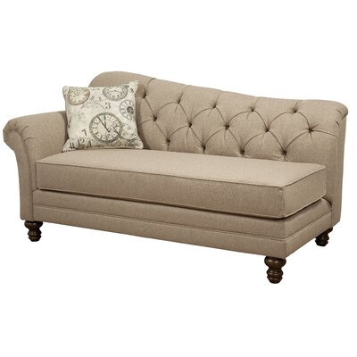 Three Posts Serta Upholstery Wheatfield Chaise Lounge