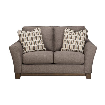 Three Posts Genoa Loveseat