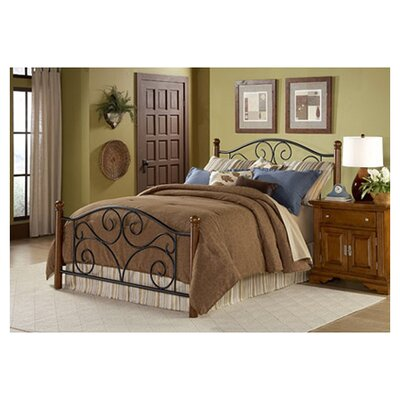 Three Posts Gaines Panel Bed
