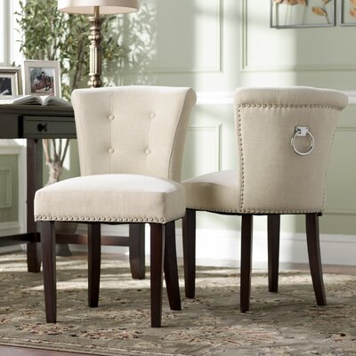 Three Posts Goulding Side Chair (Set of 2)