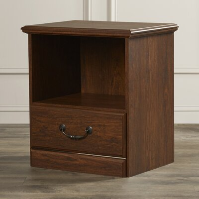 Sauder Orchard Hills 1 Drawer Nightstand