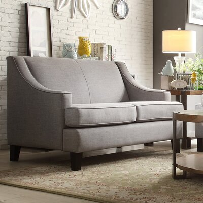 Three Posts Rhinebeck Loveseat