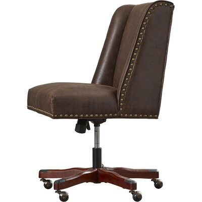 Three Posts Brennan High-Back Office Chair