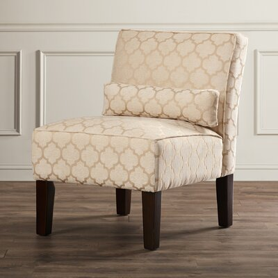 Three Posts Middleport Slipper Chair