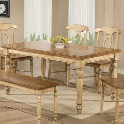Three Posts Courtdale 9 Piece Dining Set