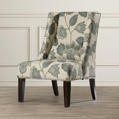 Three Posts Morgantown Wingback Chair