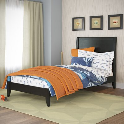 Three Posts Tyre Platform Bed