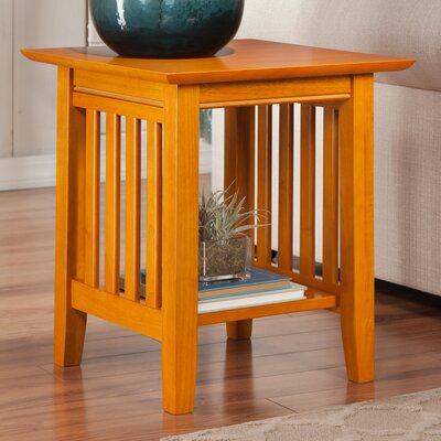 Three Posts Danube End Table