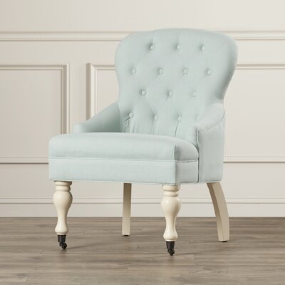 Three Posts Ramblewood Wing Arm Chair