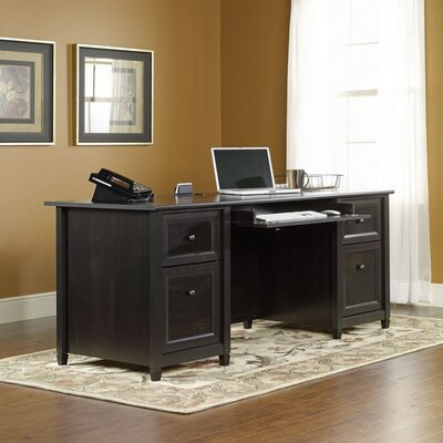 Three Posts Lamantia Executive Desk Image