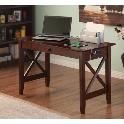 Three Posts Lewisboro Writing Desk with D..