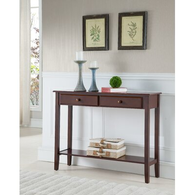Three Posts Clairsville Console Table