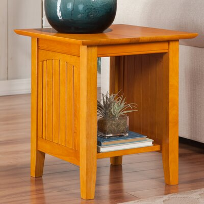 Three Posts Orangetown End Table