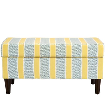 Three Posts Lowville Cotton Upholstered S..