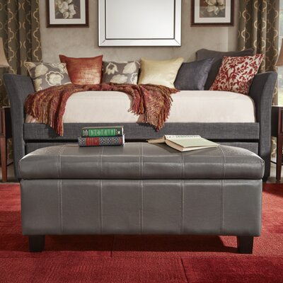 Three Posts Kendrick Upholstered Storage ..