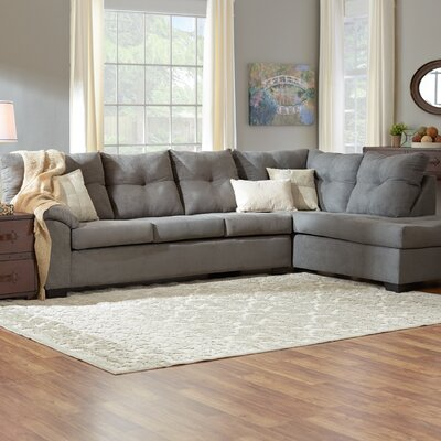 Three Posts Camden Right Hand Facing Sectional