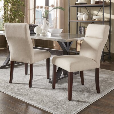 Three Posts Eberhart Parson Chair (Set of 2)
