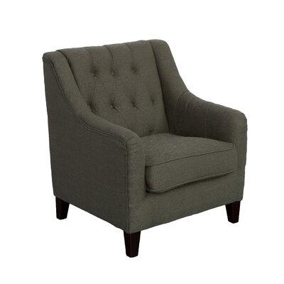 Three Posts Ellettsville Tufted Armchair
