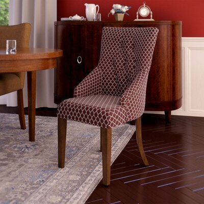 Three Posts Waverly Tufted Arm Chair