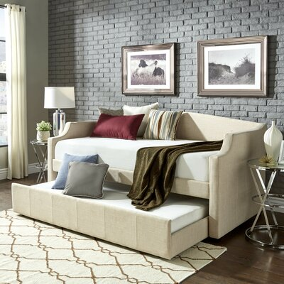 Three Posts Claflin Daybed with Trundle