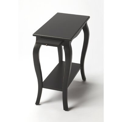 Three Posts Chairside End Table