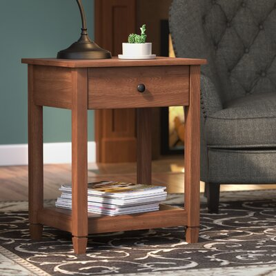Three Posts Lamantia End Table