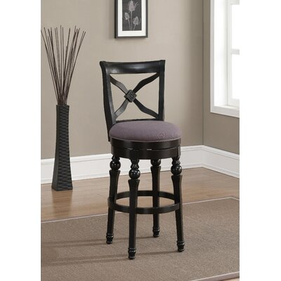 American Heritage Livingston Swivel Bar Stool